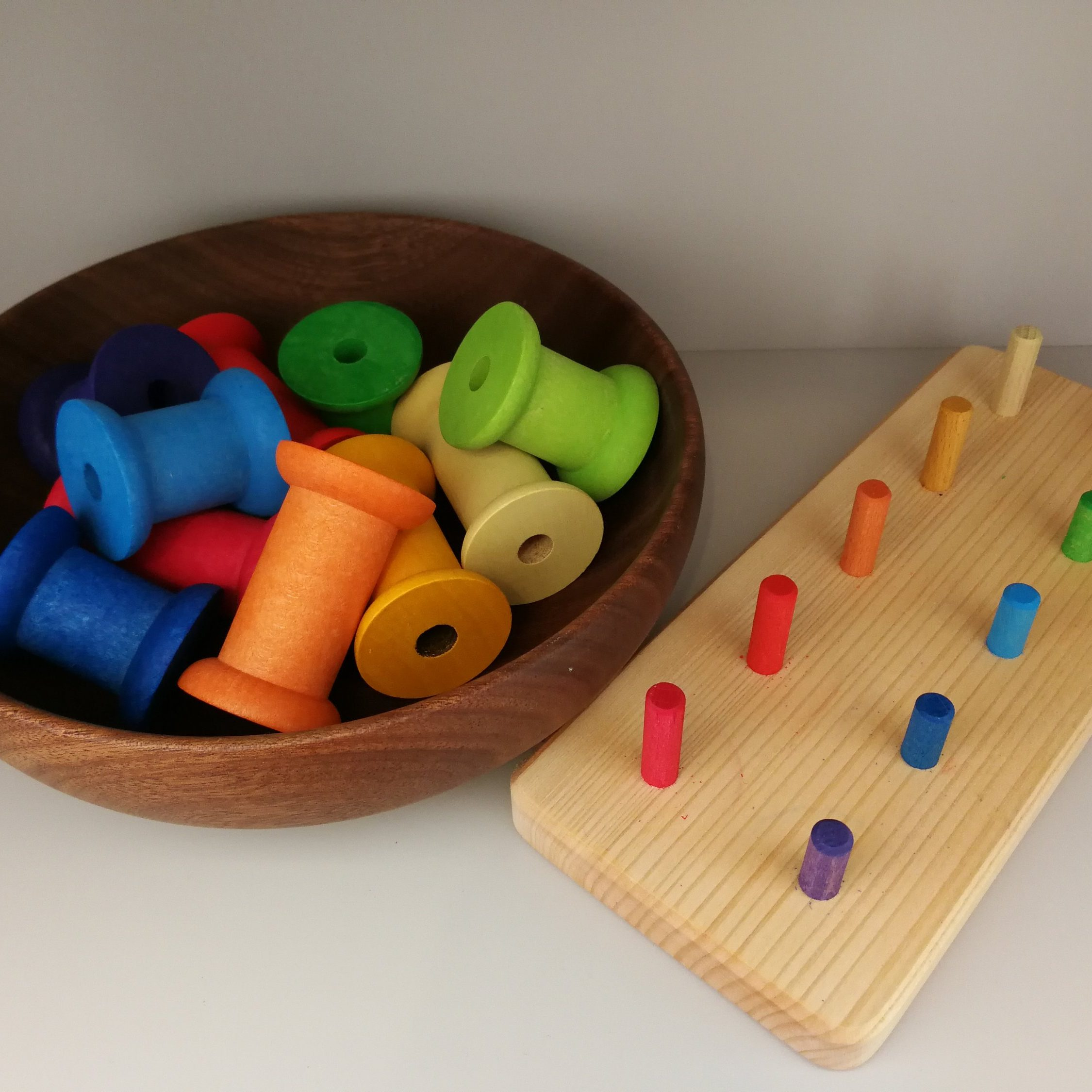 Shelfie - toy rotation - toy organisation - early years - toddler ideas - play